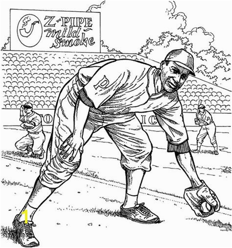 Pittsburgh Pirates Free Coloring Pages