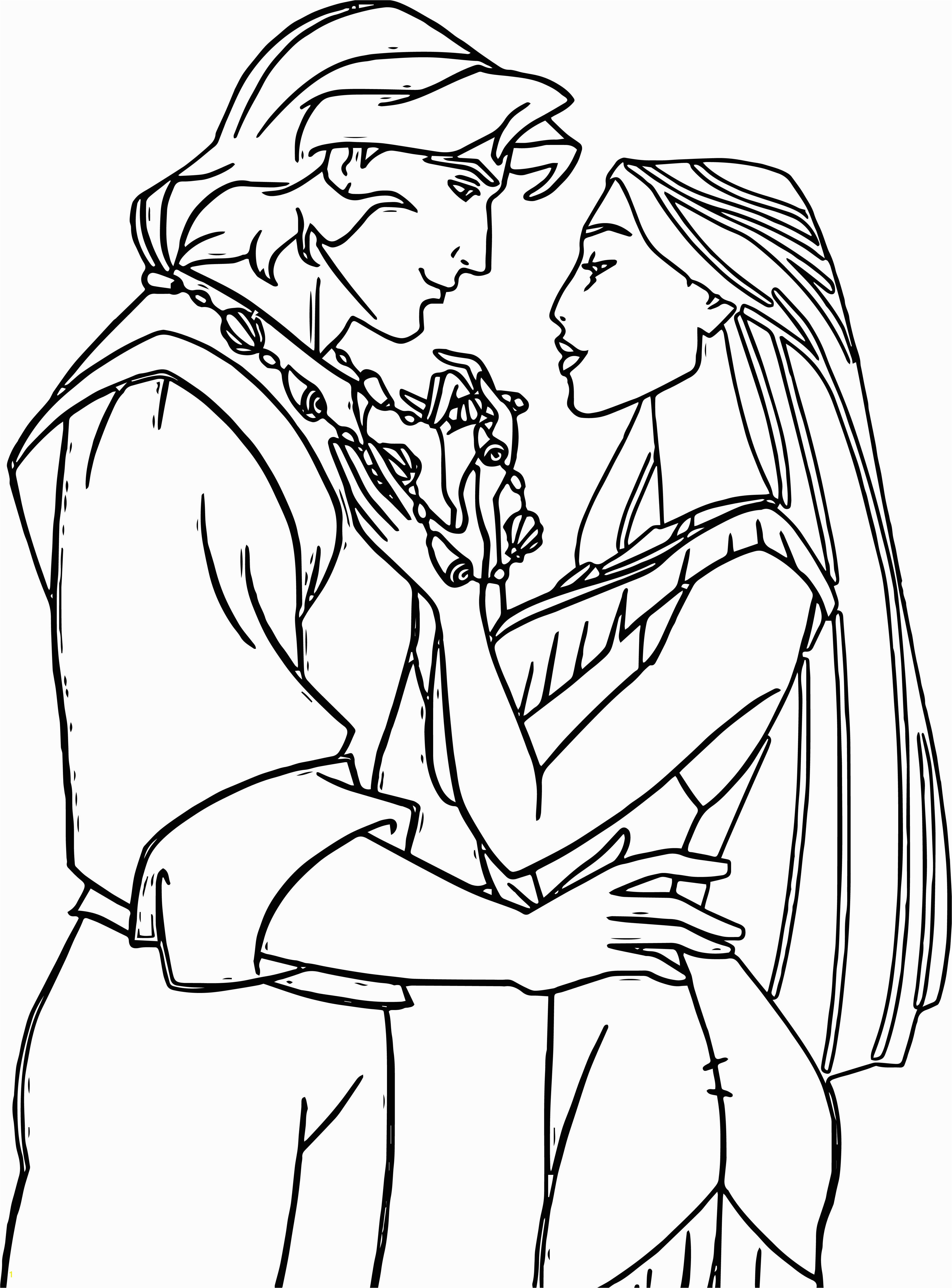 Pocahontas Coloring Pages Beautiful Pocahontas Coloring Pages