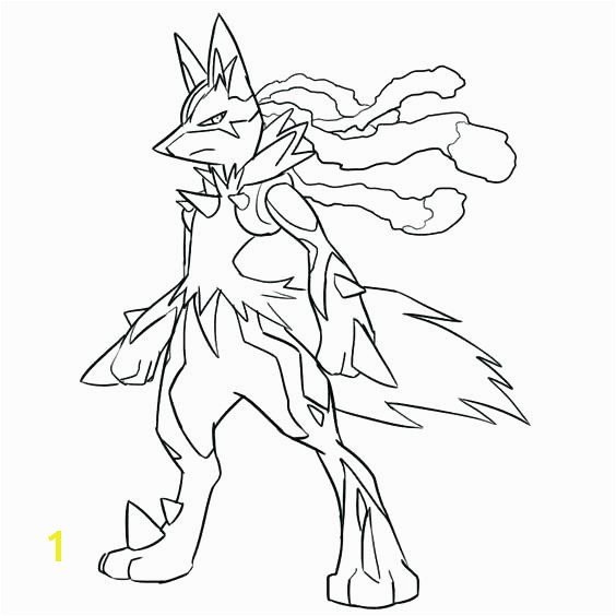 Pokemon Coloring Pages Mega Lucario Pokemon Coloring Pages Lucario Great Coloring Pages for with