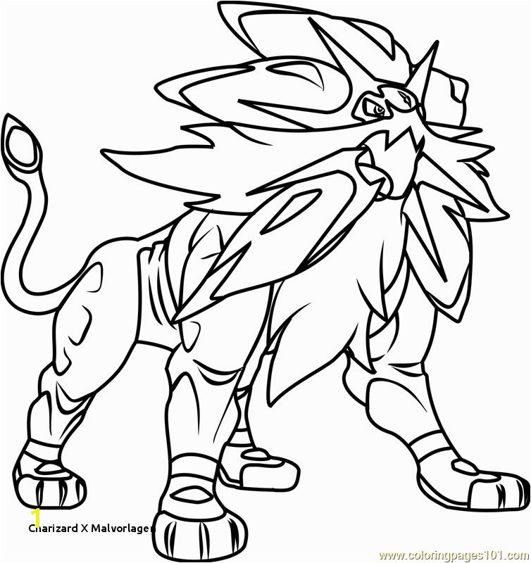Pokemon Coloring Pages Sun and Moon Legendary Charizard X Malvorlagen Mega Charizard X Drawing at Getdrawings