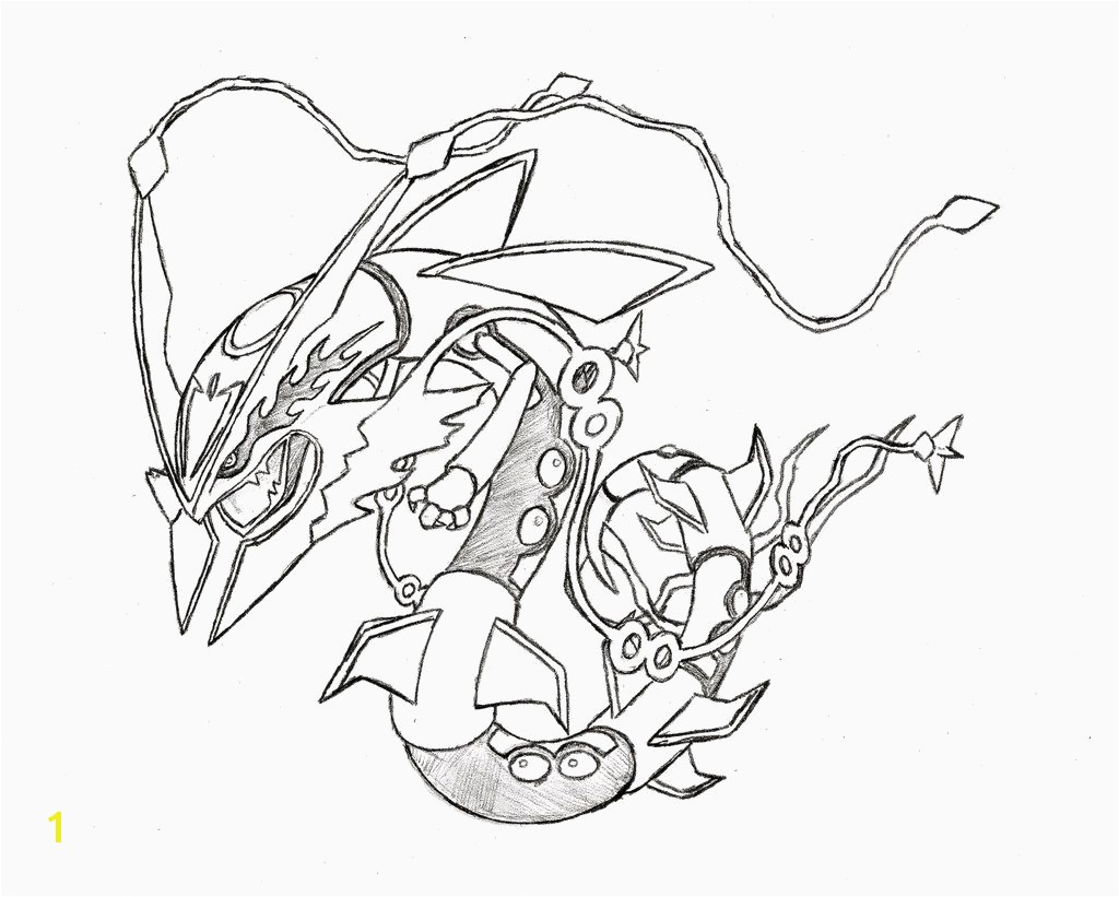 Pokemon Mega Rayquaza Coloring Pages Awesome Colorings Beautiful Http Colorings Co Pokemon Coloring Pages
