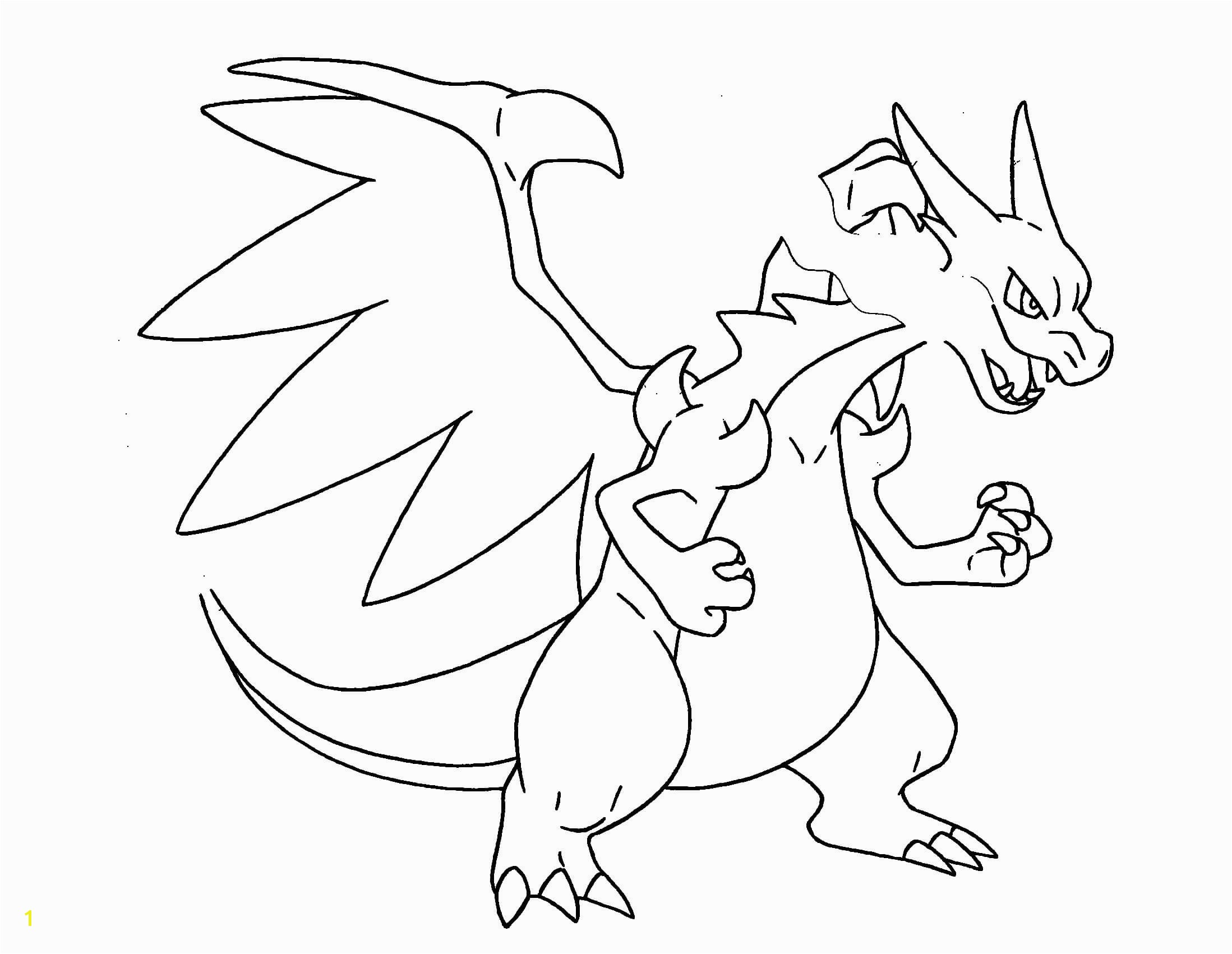 New Pokemon Mega Coloring Pages Collection 3 q Pokemon coloring pages mega charizard x