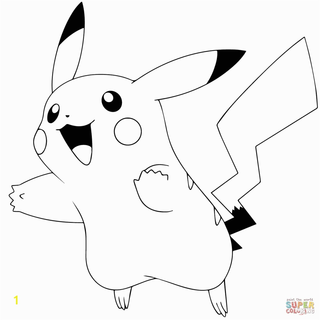 Pokmon Go Pikachu Coloring Page Free Printable Pages Bulbasaur Pokemon Pag For