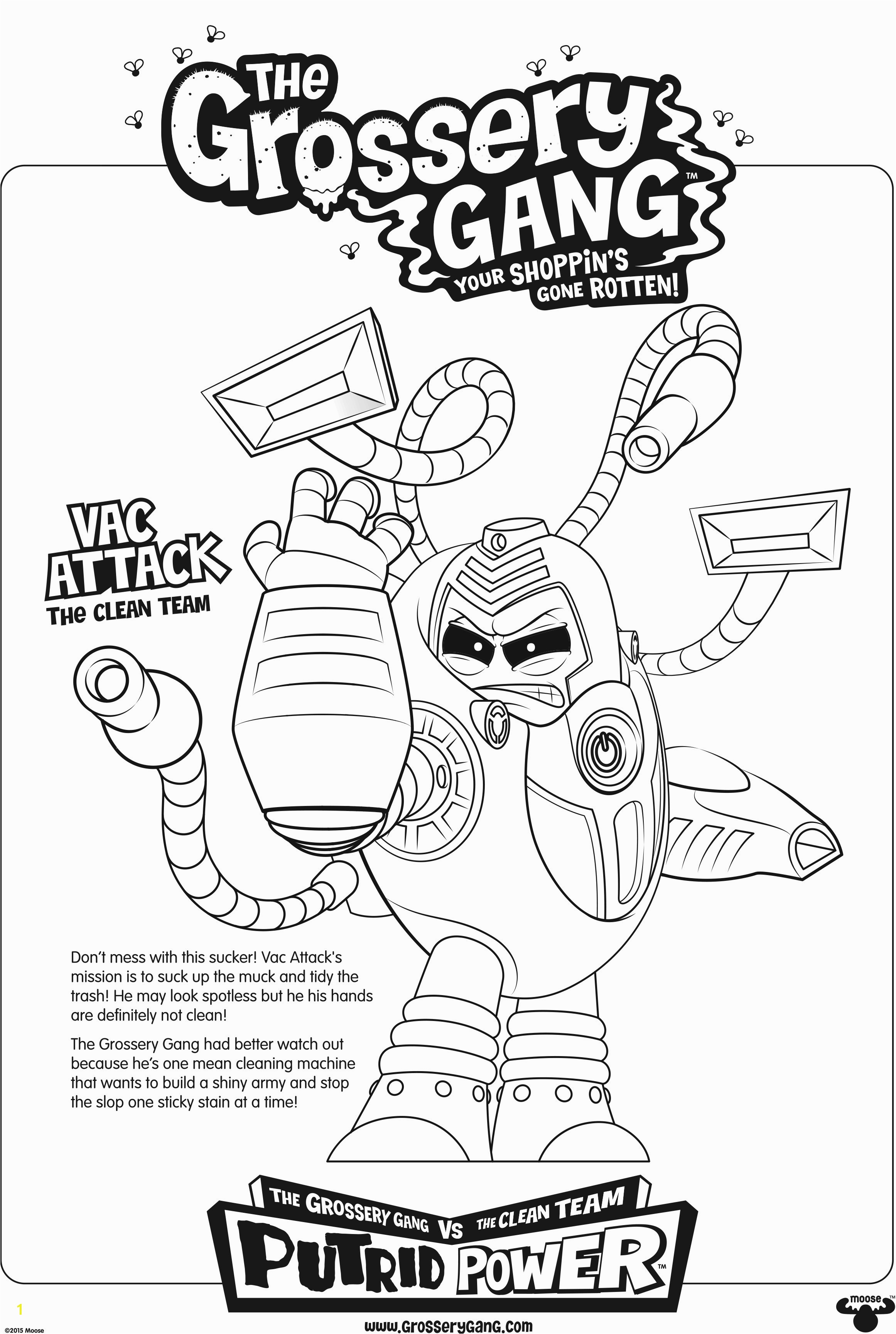 Potato Chip Coloring Page Unique Challenge Grossery Gang Coloring Pages Image G 6345 Unknown Potato