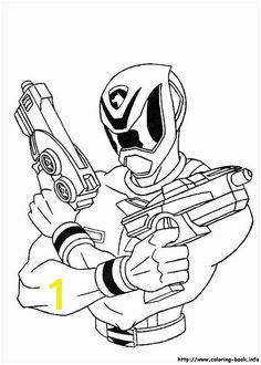 Power Rangers Lost Galaxy Coloring Pages Rangers Coloring Page