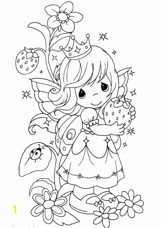 Free Coloring Pages line For Kids Precious Moments Princess Coloring Pages Precious Moments Coloring