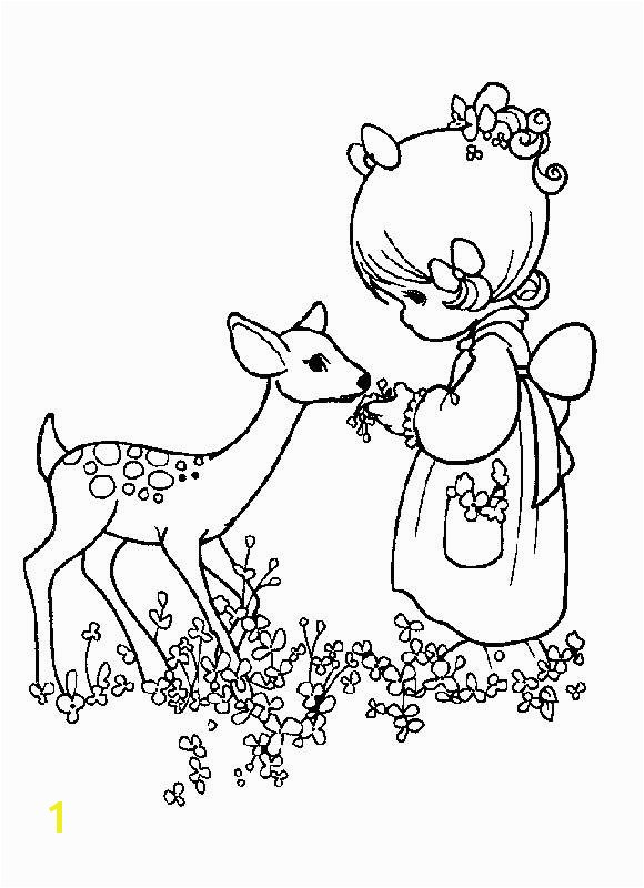 Free Coloring Books for Girls Printable New Sweet Children 999 Coloring Pages Precious Moments
