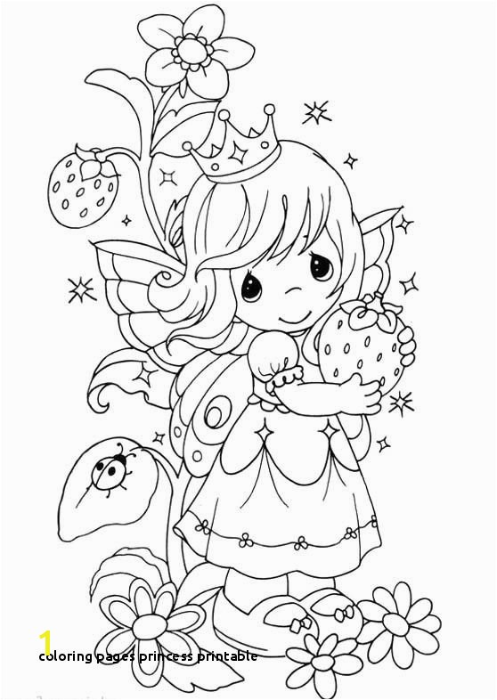 Coloring Pages Princess Printable Precious Moments Princess Coloring Pages Precious Moments Coloring