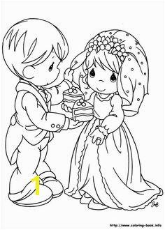 coloring book Precious Moments coloring picture