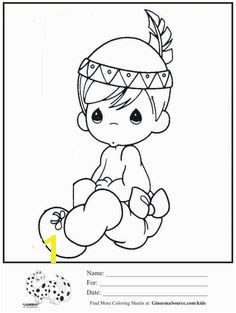 Precious Moments Indian Coloring Pages 65 Best Precious Moments to Cherish Images On Pinterest