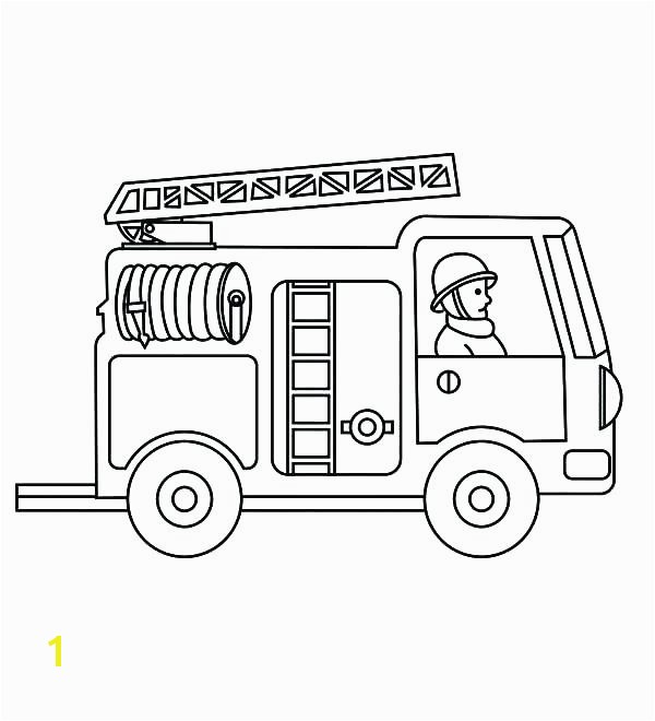 coloring Luxury Ideas Free Printable Fire Truck Coloring Pages Inspirational Firetruck For Preschoolers