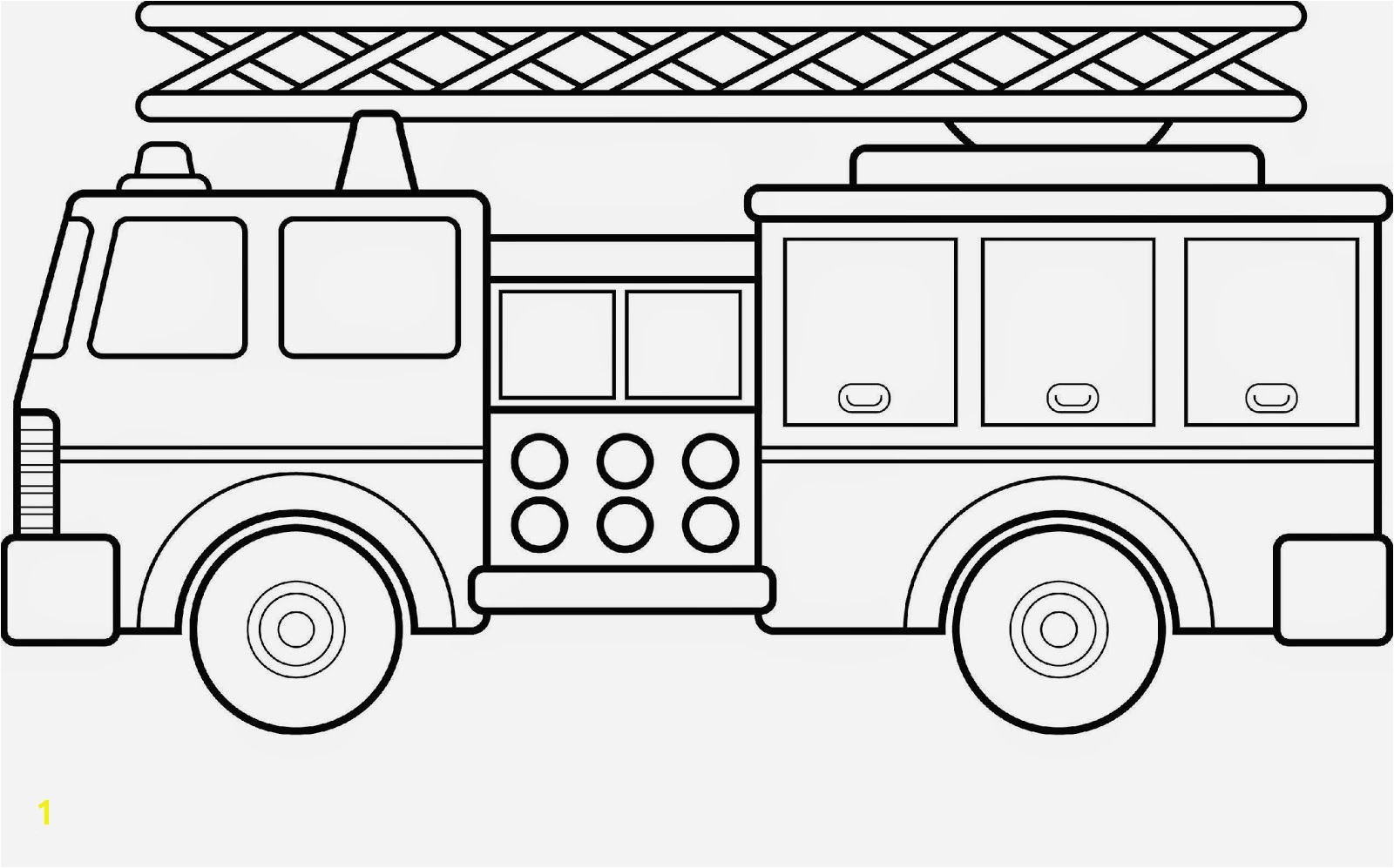 Coloring Page A Fire Truck Beautiful Free Printable Fire Truckfree Fire Truck Coloring Pages Printable