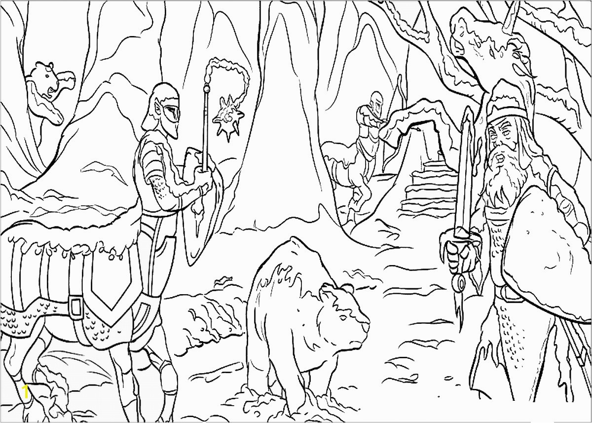 Prince Caspian Coloring Pages Best the Lion the Witch and the Wardrobe Coloring Pages Free