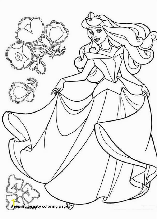 Princess Aurora Coloring Pages 26 Sleeping Beauty Coloring Pages