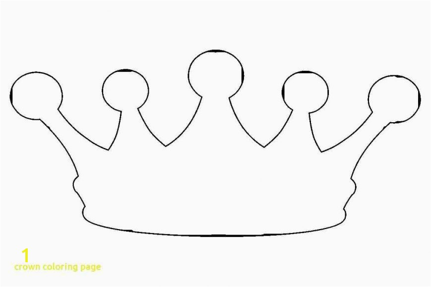 Princess Crown Coloring Pages to Print Princess Crown Coloring Pages Printable Inspirational Fresh