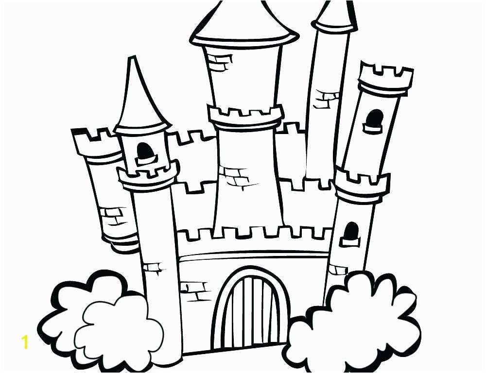 Disney Castle Coloring Pages S Disney Princess Castle Coloring Pages