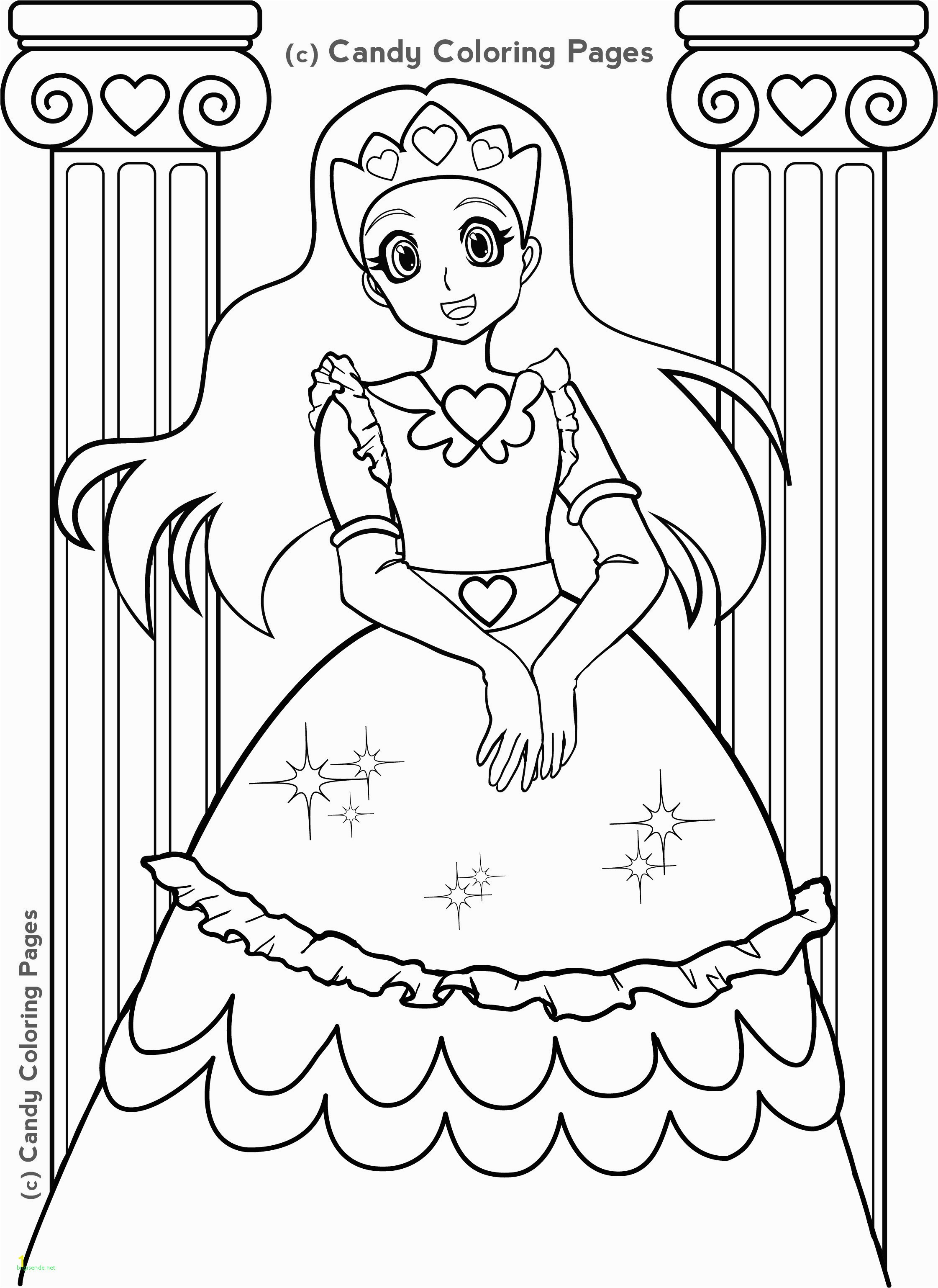 Disney Princess Coloring Pages Free to Print Pdf Inspirational Category Coloring Pages 97