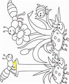 nice Thematic coloring pages for each letter