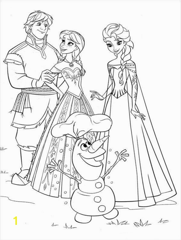 35 FREE Disney s Frozen Coloring Pages Printable 1000 Free Printable Coloring Pages for Kids Coloring Books