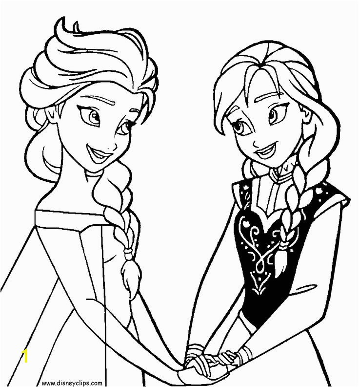free printable frozen coloring pages anna from frozen coloring pages click for larger image note iron