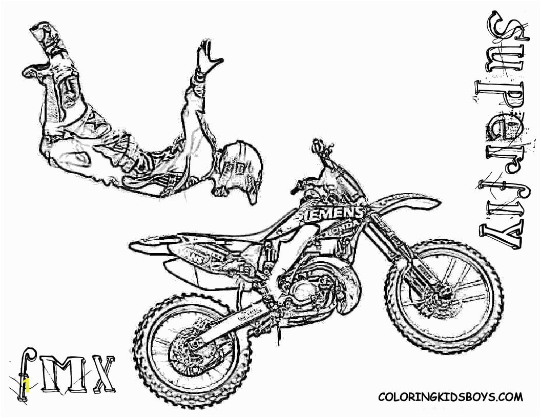 Dirt Bike Coloring Pages Best Bmx Coloring Pages Democraciaejustica