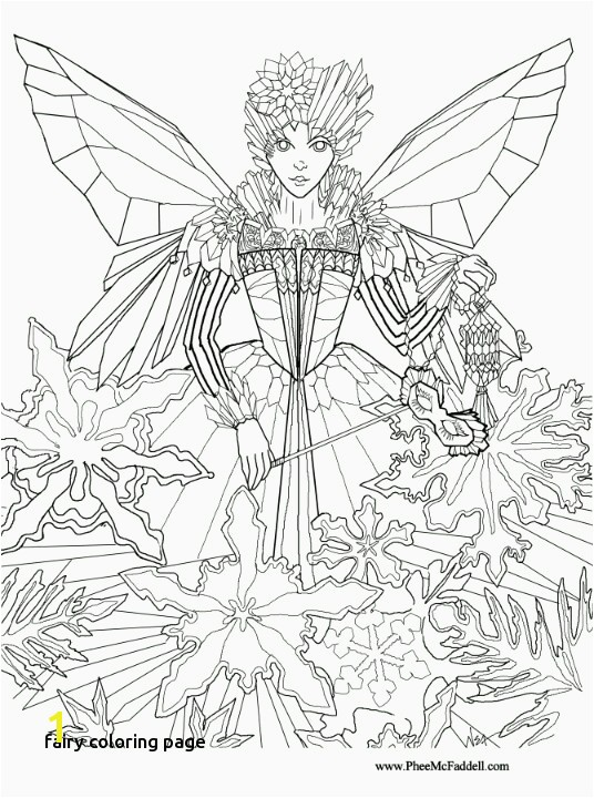 Beautiful Coloring Pages Fresh Https I Pinimg 736x 0d 98 6f for Coloring Pages Fairy