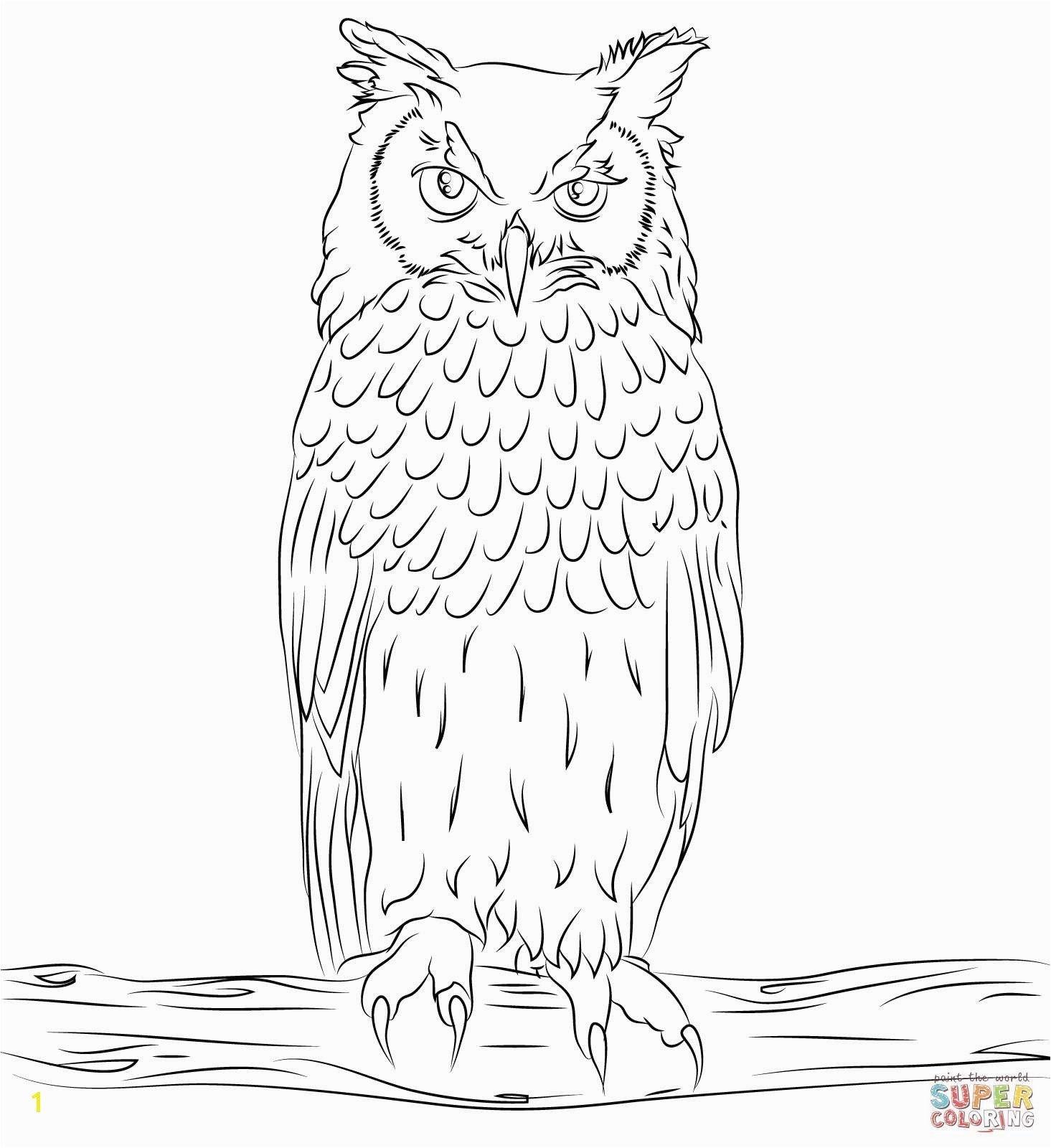 Printable Coloring Pages Owls Beautiful Fresh Free Owl Coloring Pages Elegant Printable Cds 0d Printable