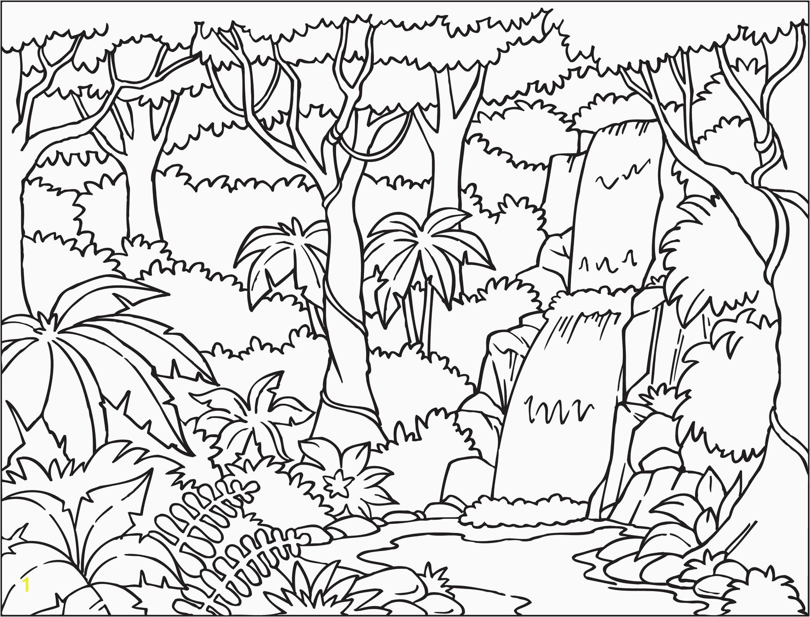 rainforest coloring sheet rainforest coloring pages inspirational rainforest flowers coloring pages
