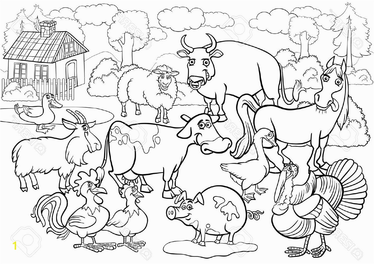 Rainforest Scene Coloring Pages Free Safari Coloring Pages New Zoo Scene Coloring Page Free