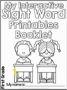 Interactive Sight Word Fun Children will Love