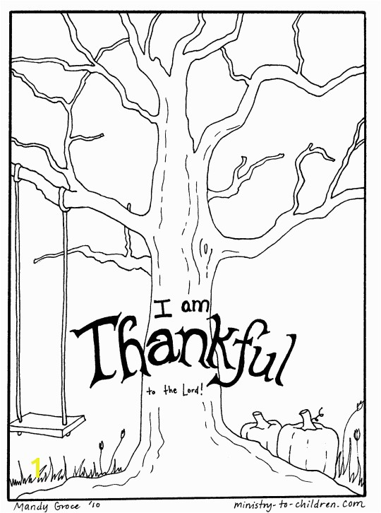 Religious Thanksgiving Coloring Page 10 Thanksgiving Coloring Pages