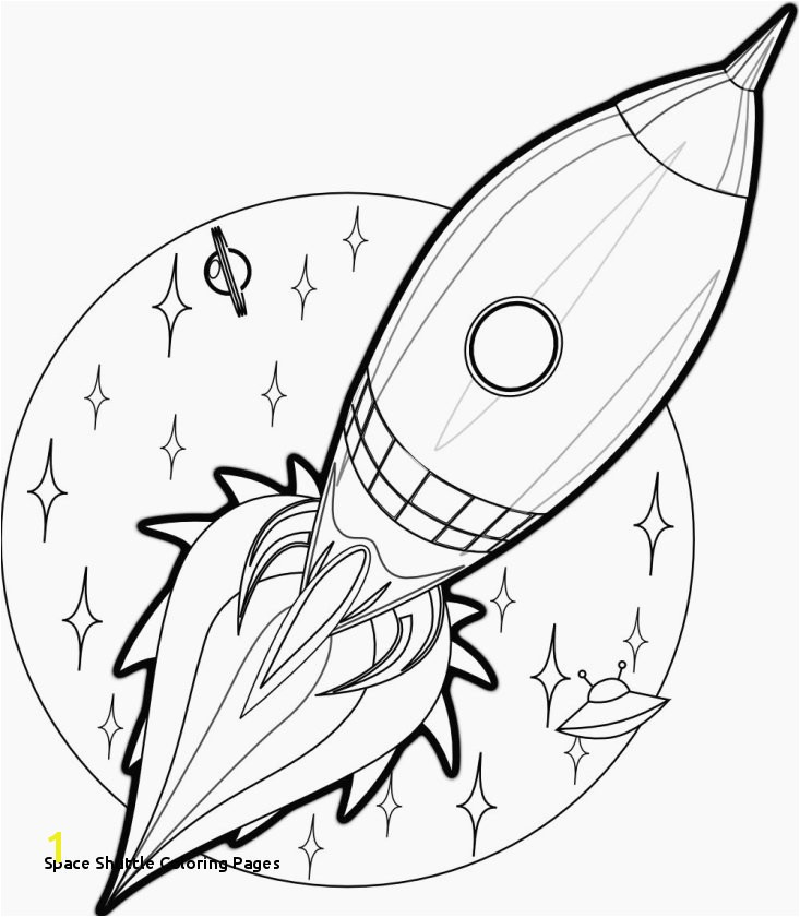 Space Shuttle Coloring Pages Fresh Rocket Ship Coloring Pages Awesome Rocket Ship Coloring Page