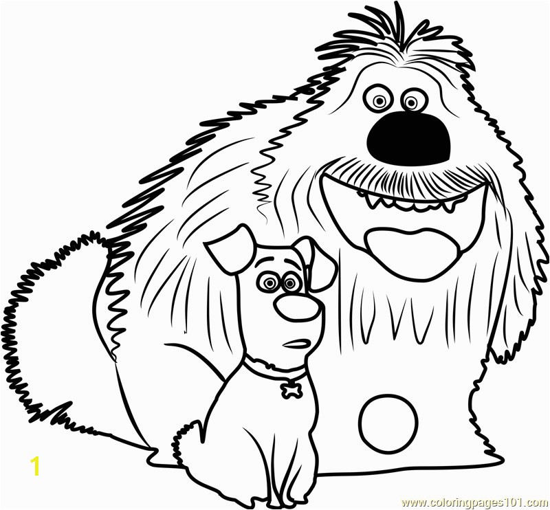 Romulus and Remus Coloring Page Princess and the Pea Coloring Pages Unique Duke and Max Coloring