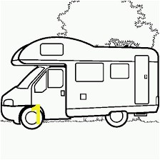 Image result for motorhome colouring pages