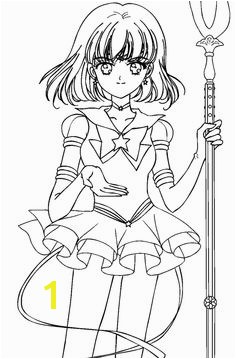 Sailor Saturn Coloring Pages 236 Best Line Art Coloring Pages Images On Pinterest