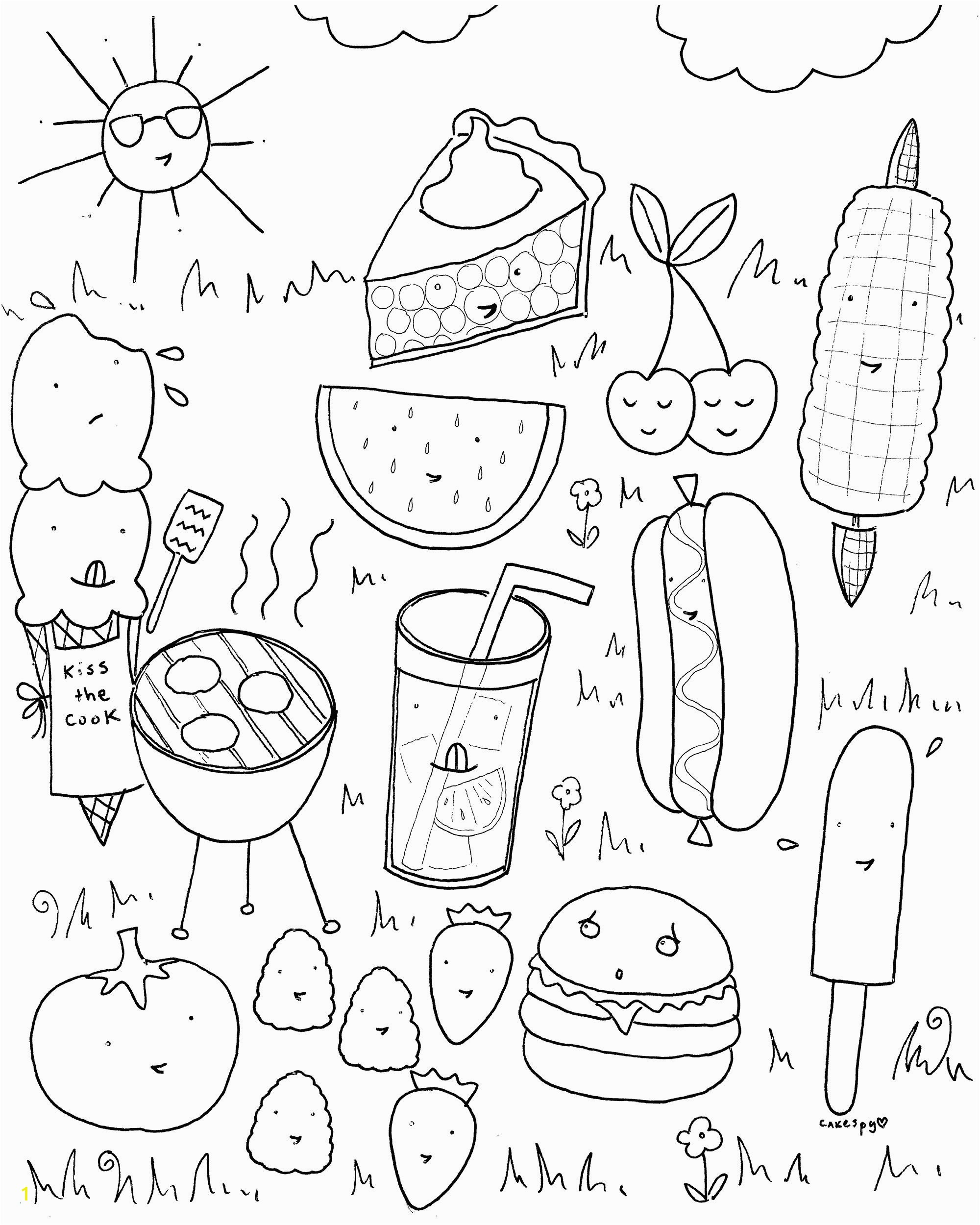 Free Summer Coloring Pages Best Printable Cds 0d – Fun Time