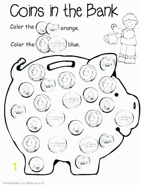 money coloring pages saving money coloring pages worksheets s counting online for adults free color money money coloring pages