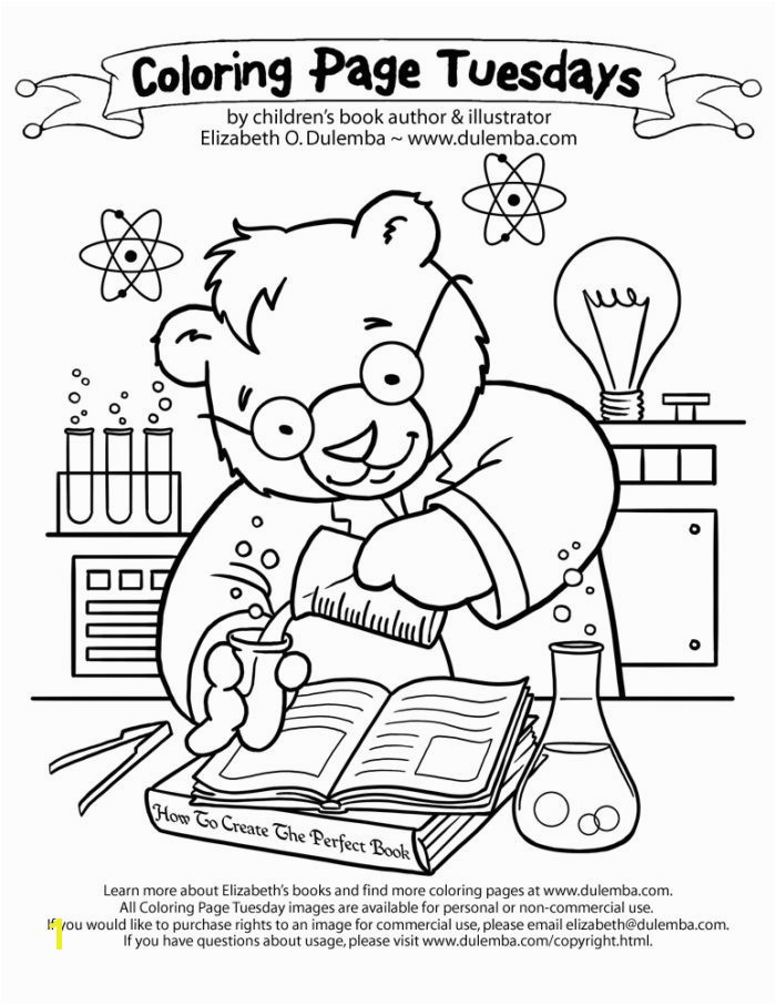 Science Coloring Pages for Preschoolers Science Coloring Pages for Preschoolers Best Science Coloring