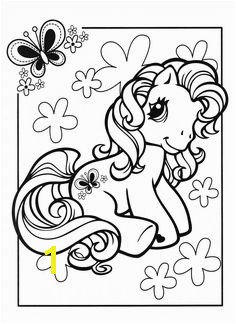 My Little Pony coloring page MLP Scootaloo