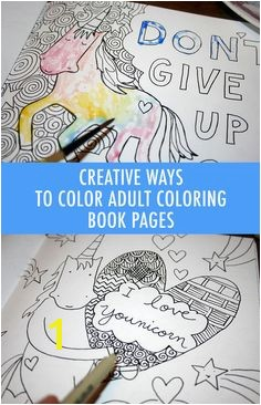 8 Creative Coloring Tips for Adult Coloring Books