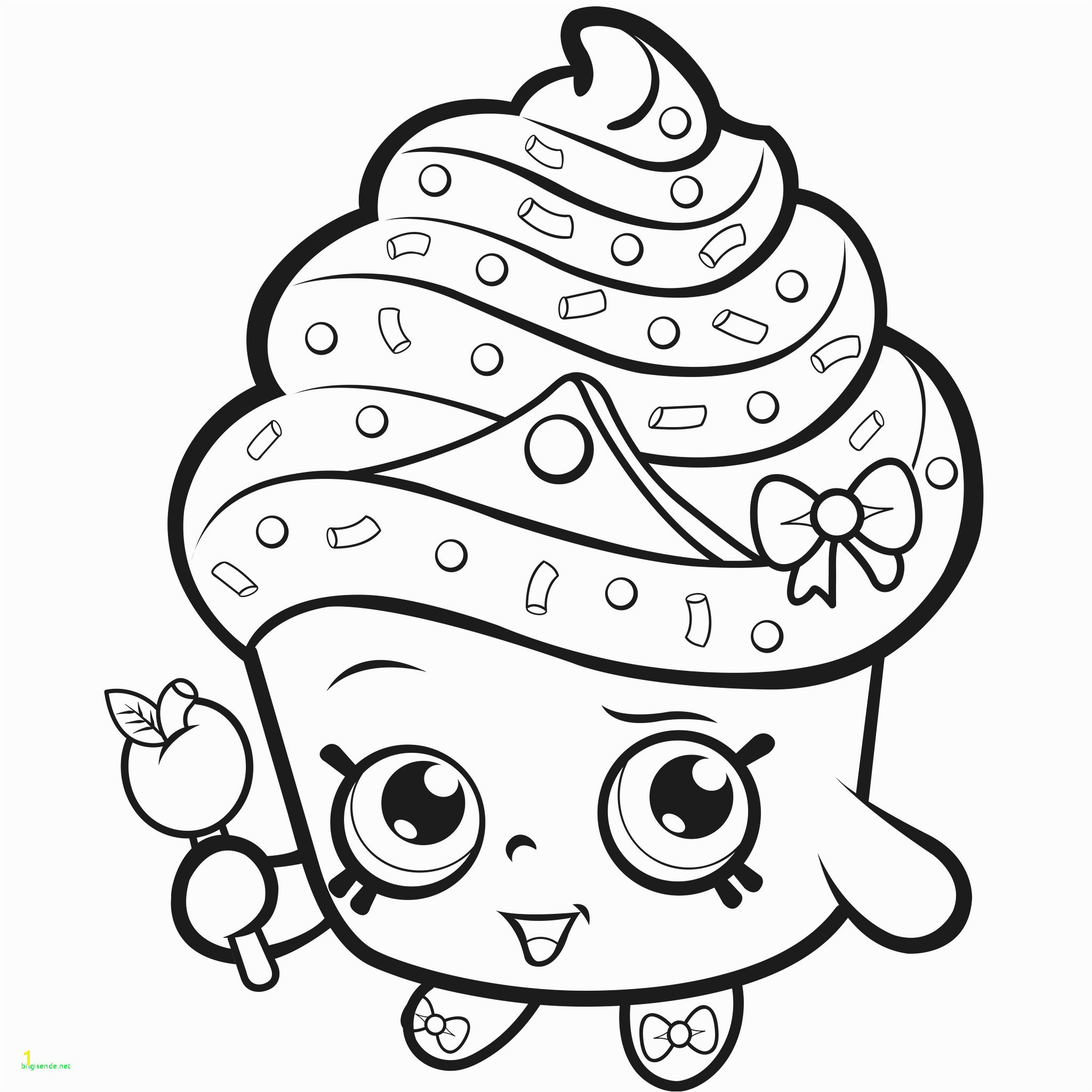 Coloring Pages for Girls Shopkins Printables Party Best Shopkins Coloring Pages Best Coloring Pages