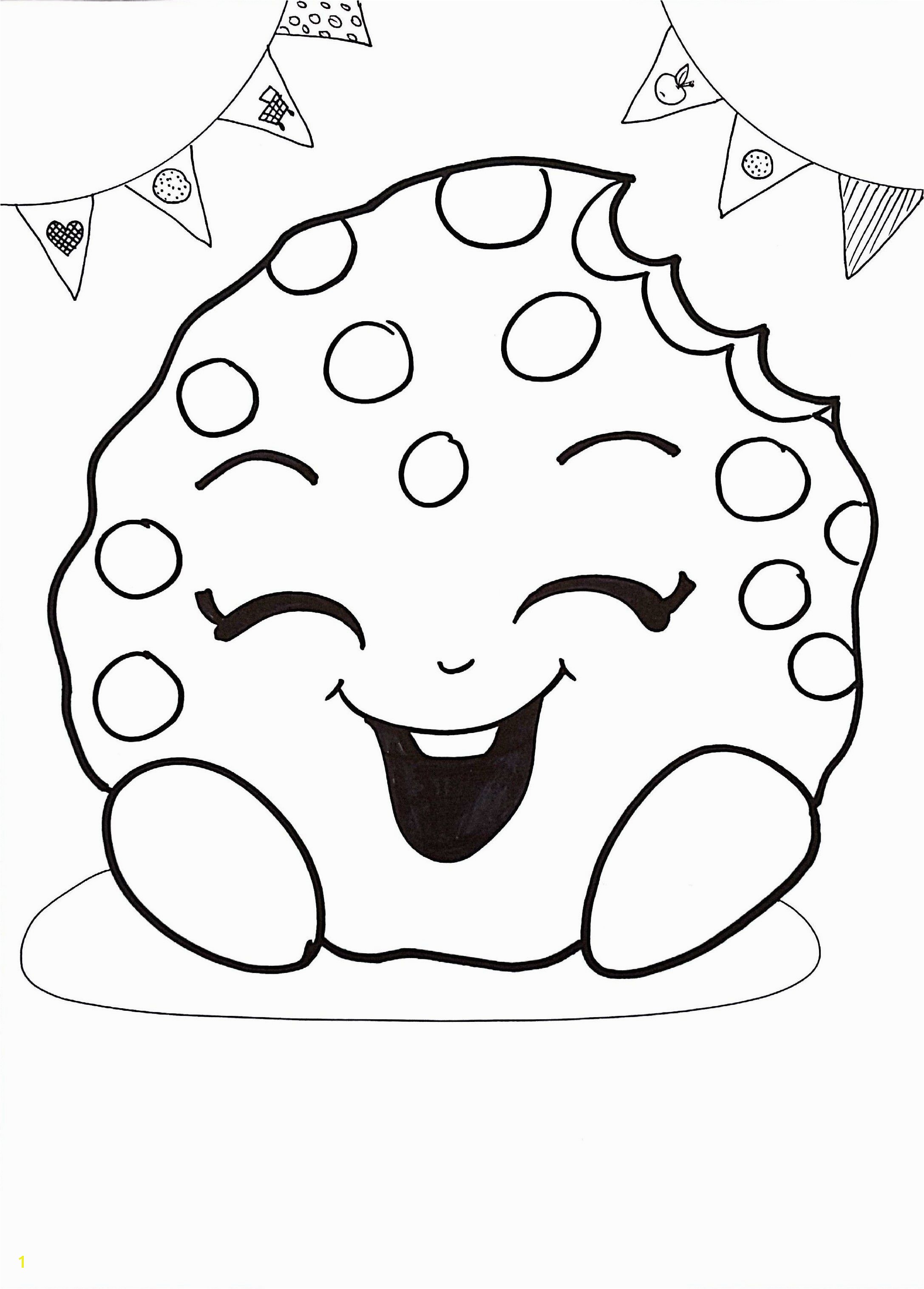 Inspirational cookie shopkins coloring pages 10