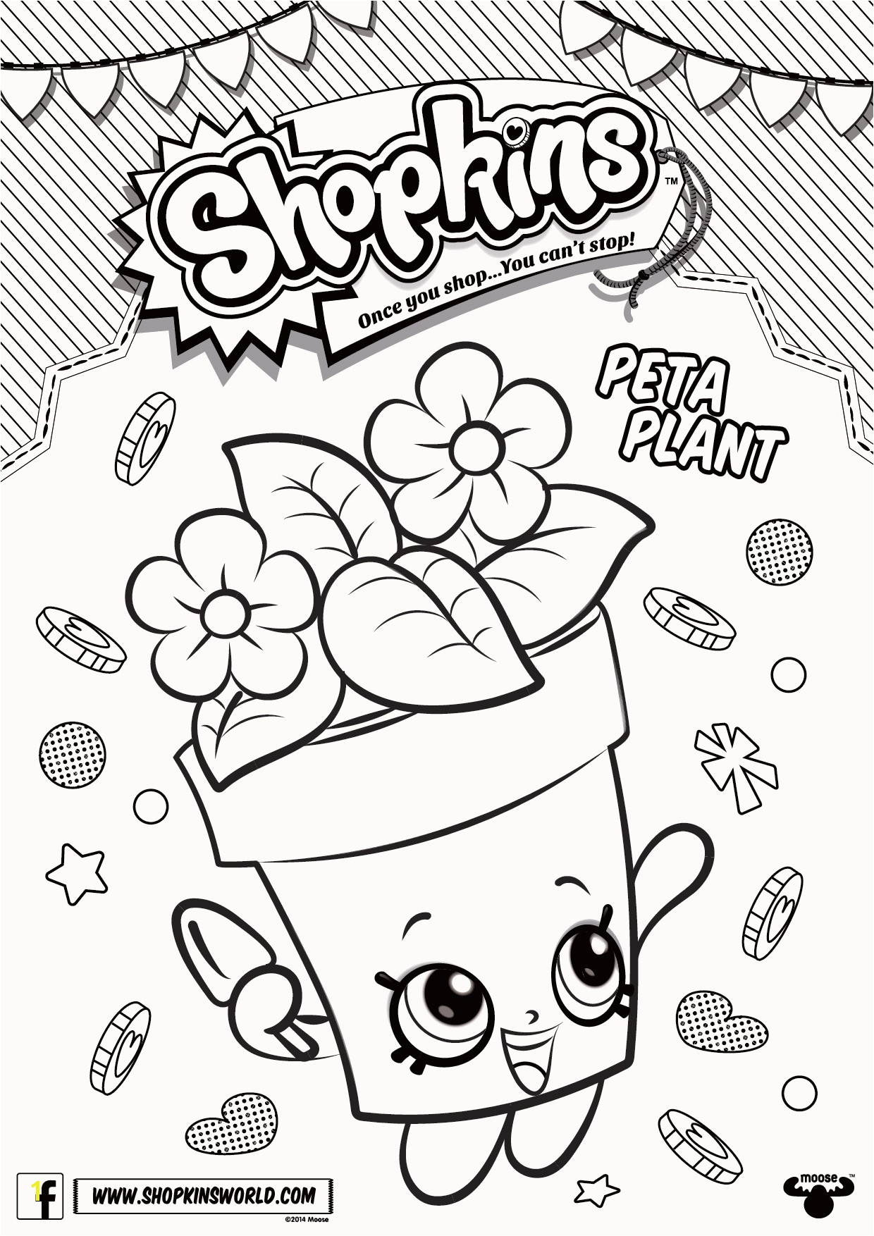 Poppy Corn Coloring Page New Shopkins Drawing Pages at Getdrawings 30 Fresh Poppy Corn Coloring