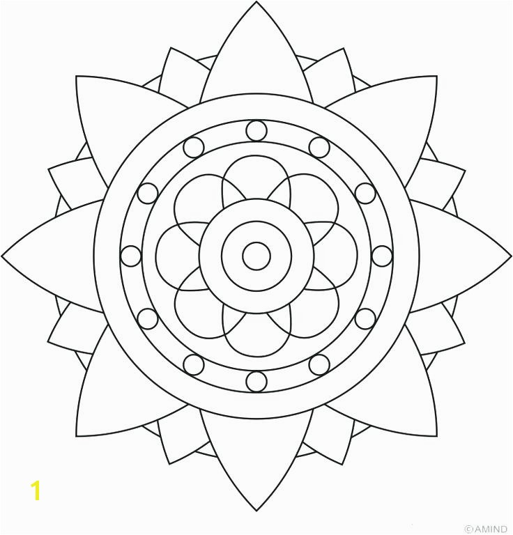 Simple Mandala Coloring Pages Abstract Coloring Pages Bunch Ideas Printable Simple Mandala Drawing Ideas In Form Simple Heart Mandala Coloring Pages