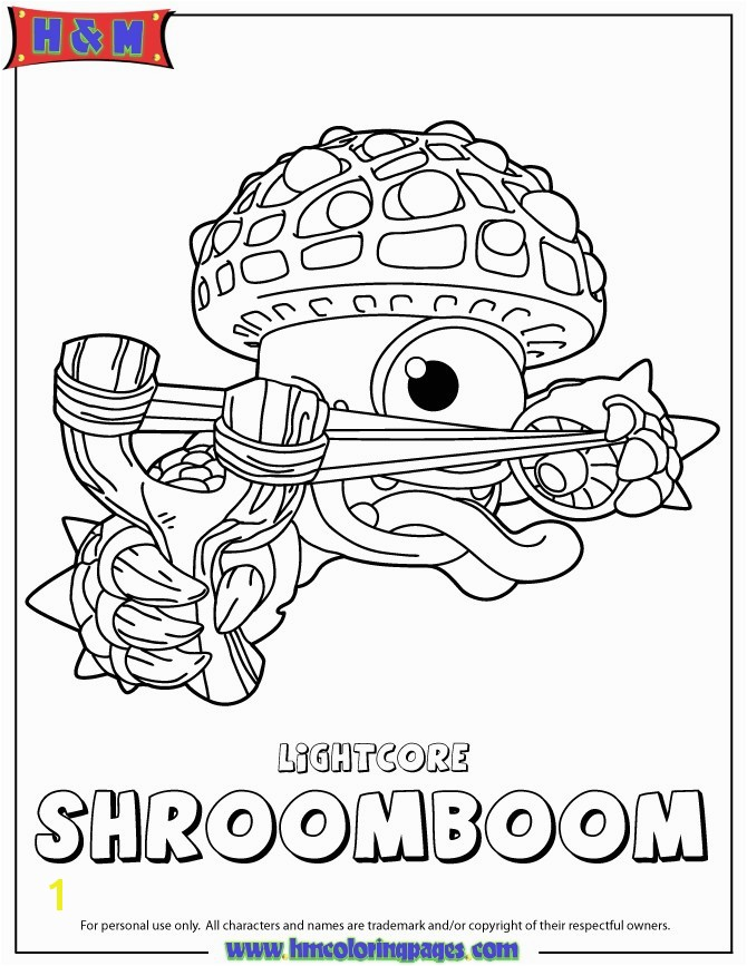 Skylanders Drill Sergeant Coloring Pages 16 Fresh Skylanders Giants Coloring Pages Crusher