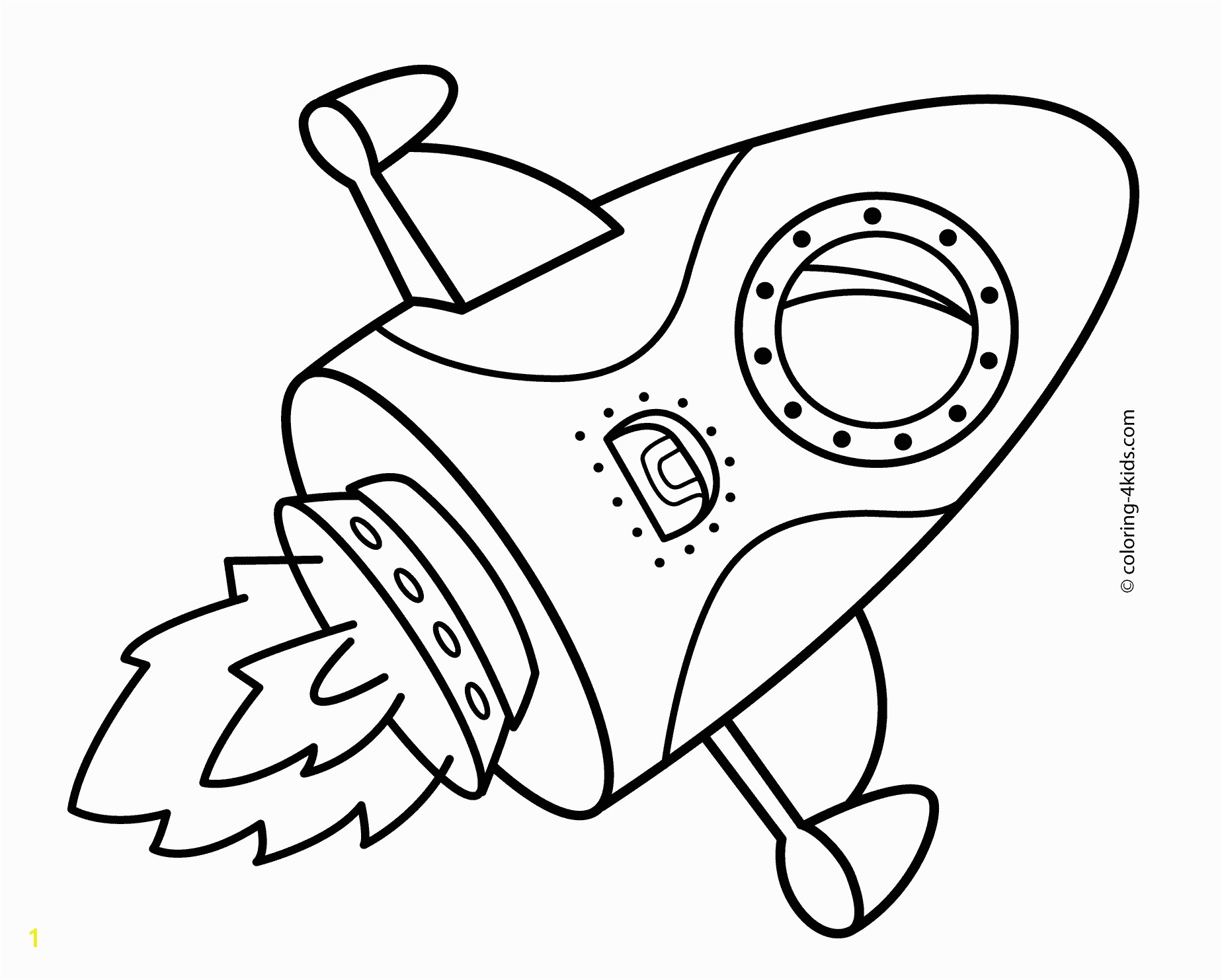 Rockets For Coloring For Printable Coloring Pages Free Download