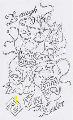 Smile now Cry Later Coloring Pages 25 Best Emioji Smiley Face Laugh now Cry Later Tattoo Images On