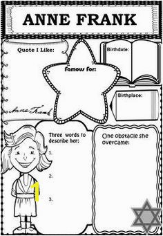 Six activity pages on Sonia Sotomayor Kid Scoop Printables Pinterest