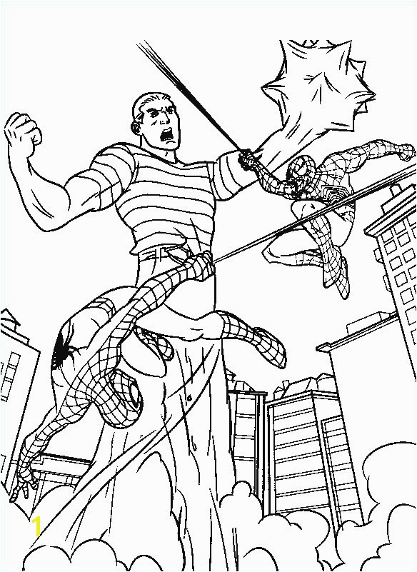 Spiderman Vs Green Goblin Coloring Pages Black Spiderman Coloring Pages New Venom Sandman Green Goblin