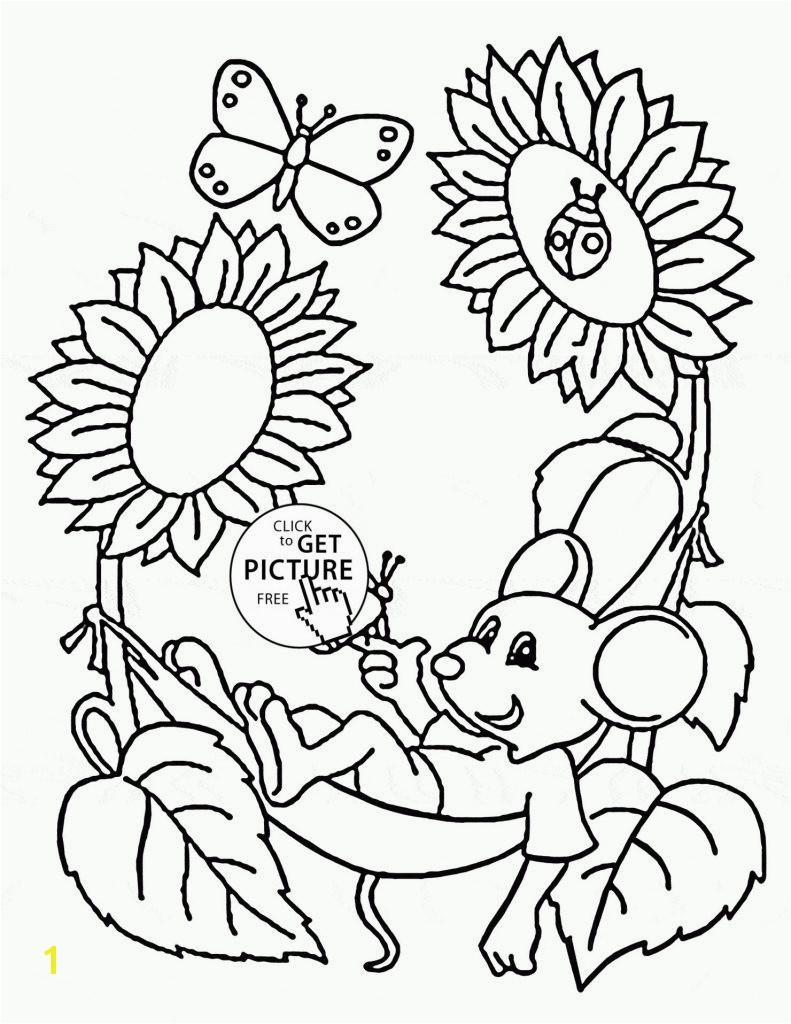 Spring Coloring Pages Free Printable Spring Coloring Pages Printable Spring Coloring Pages Best Printable